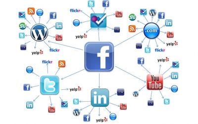 Páginas Sociales